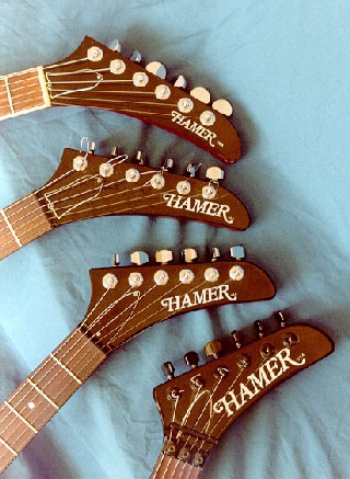 Hamer Headstocks