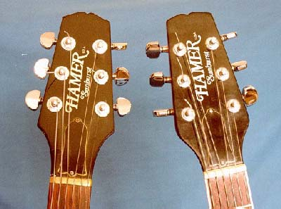 Sunburst Headstocks