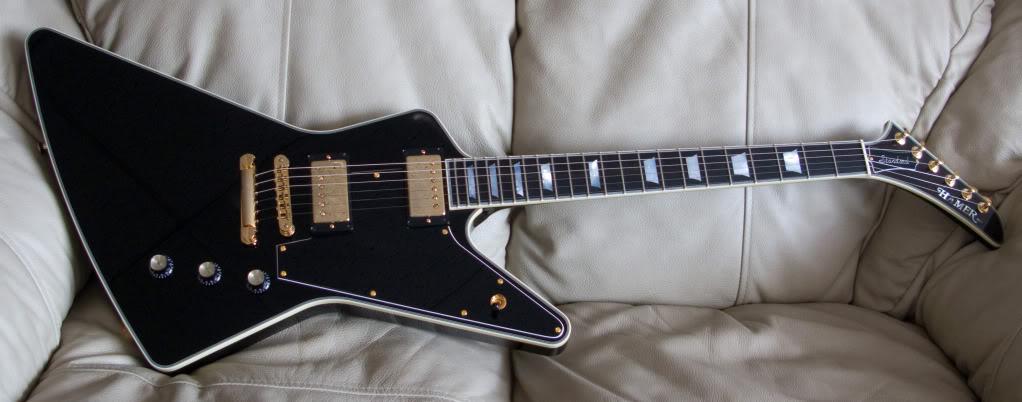 Gibson Explorer Custom - Hamer Fan Club Messageboard - Hamer