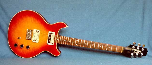 the hamer sunburst